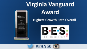 Virginia Vanguard Award